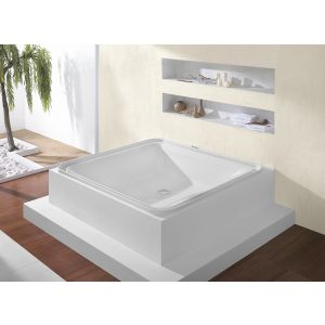 Bathtub Ergo+ square 2075x1950