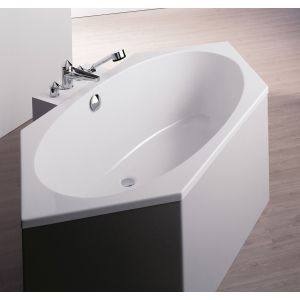 Bathtub Armada hexagonal 2000x900 right
