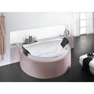 Bathtub Aviva back-to-wall 1800x1185