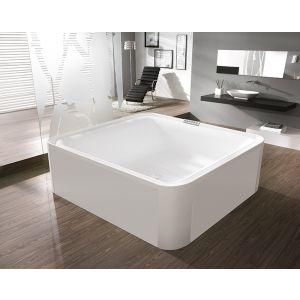 Bathtub Ergo+ square 2075x1950 freestanding