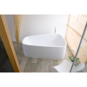 SingleBath DUO oval freestanding
