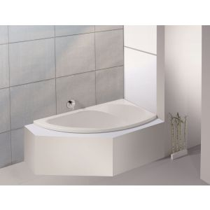 Bathtub Spectra corner 1700x1000 right