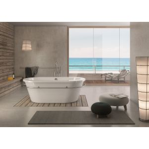 Bathtub Starck 1 1800x900 freestanding