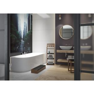 Bathtub iSensi corner 1800x800 right