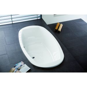 Bathtub Largo oval 2000x1000