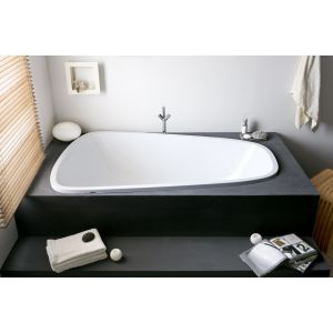SingleBath DUO oval