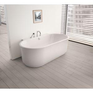 Bathtub Foster back-to-wall 1900x1020 freestanding