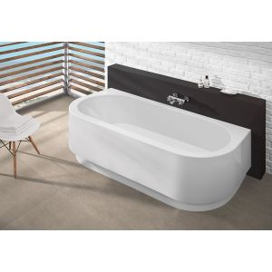 Bathtub Happy D. 1800x800 with apron