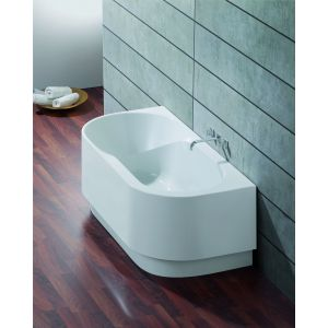 Bathtub Spectra back-to-wall 1700x800