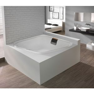 Bathtub Ergo+ corner 1640