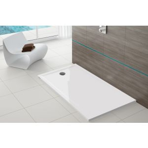 Shower tray Muna S 900x700