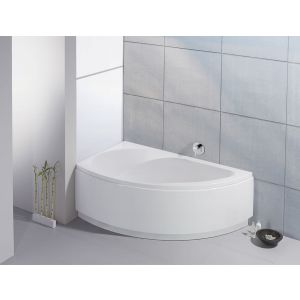 Bathtub Spectra corner 1700x1000 left with loose apron