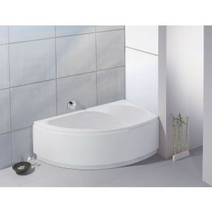 Bathtub Spectra corner 1700x1000 right with loose apron