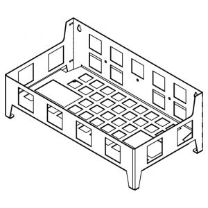 Utensilienbox für Kanister Dampfgenerator Comfort