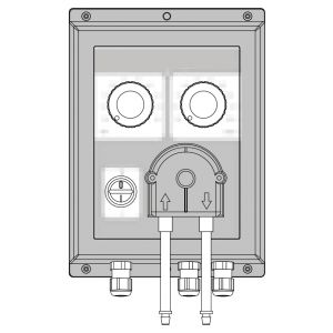Duftstoffdosierpumpe Dampfgenerator Comfort