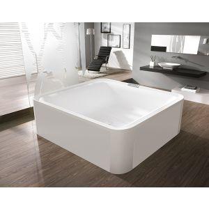 Badewanne Ergo+ Quadrat 2075x1950 freistehend