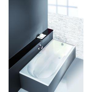 Badewanne Spectra 1700x800 mit Duschzone