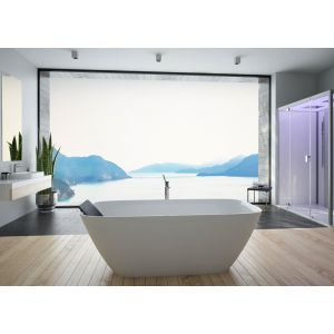 Bathtub LaSenia 1600x750 freestanding