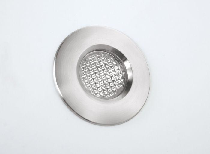 2 LED Scheinwerfer für bauseits erstellte Dampfkabinen