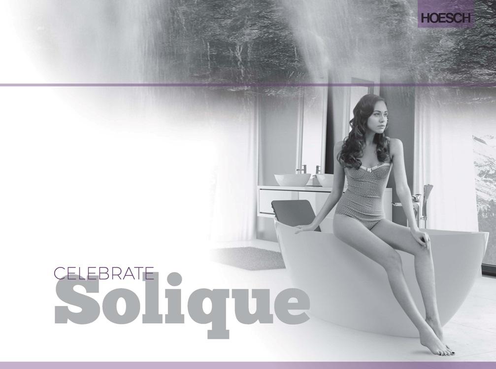 Solique washbasin