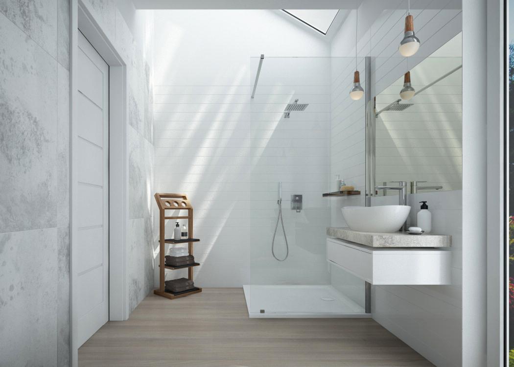 Auf kleinstem Raum eine ganze Wohlfühlwelt - Bad 5m²!