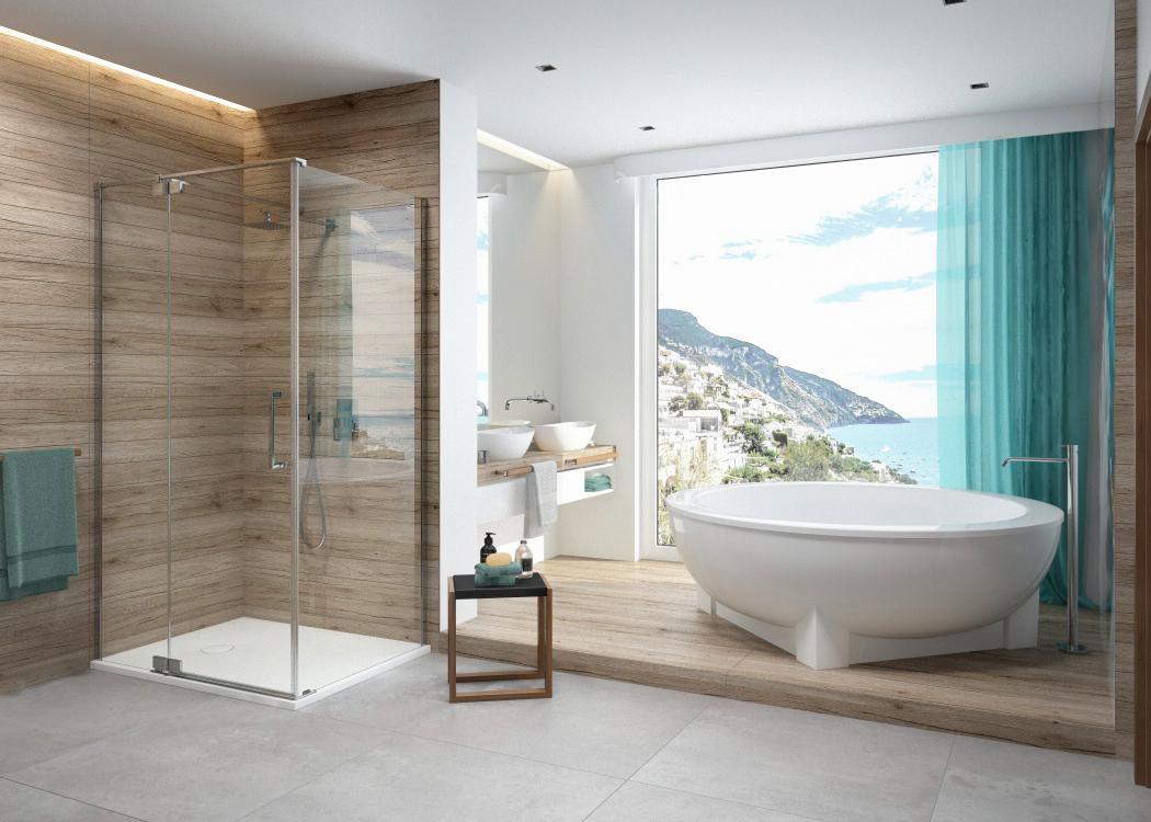 Purer Luxus zum Verlieben - Hotelbad