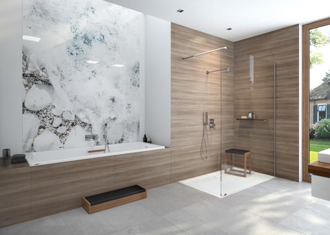 Lebensfreude im altersgerechten Bad!
