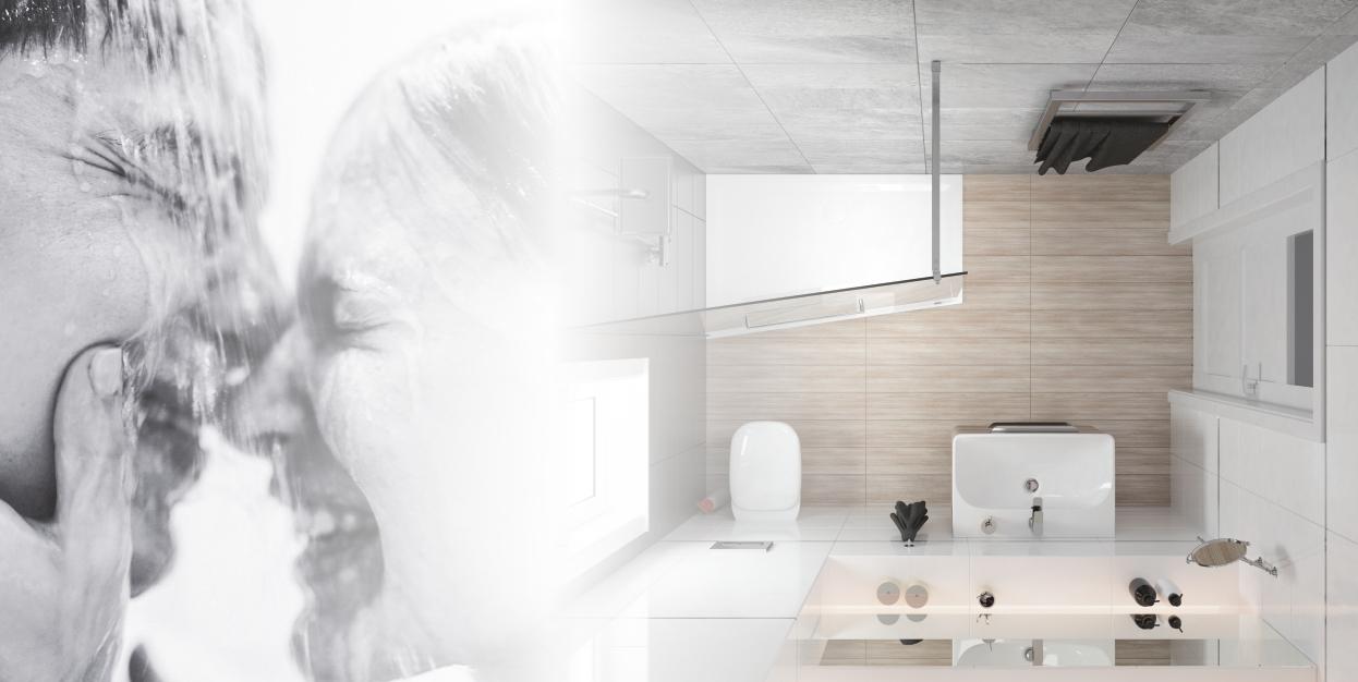 Eine Dusche oder ein Dusch- Dampfbad im Badezimmer?
