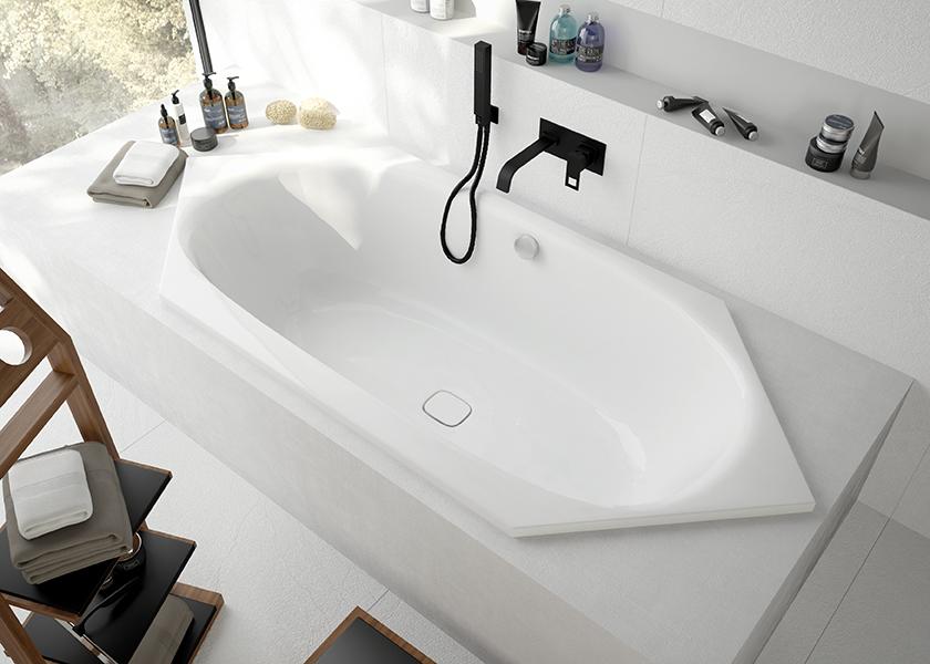 iSensi Serie aus Sanitär-Acryl – Herzlich willkommen bei der großen Auswahl an iSensi-Badewannen